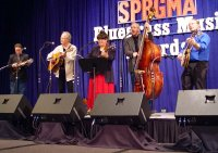 The Lynn Morris Band at SPBGMA