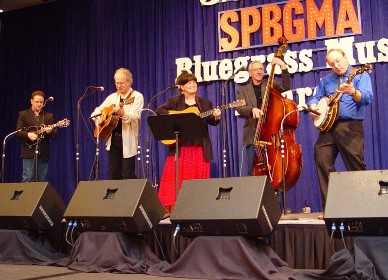 The Lynn Morris Band - Photo by Dave Roye